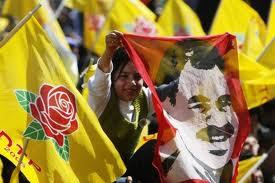 Ocalan banner