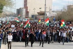 Sulaymani student demo on Sunday