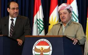 Maliki and Barzani