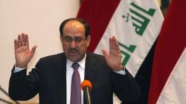 Iraq prime minister Maliki