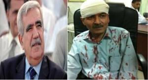Omar Fatah and Asos Hardi