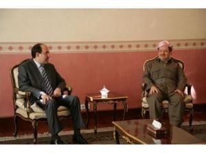 Maliki and Barzani
