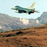 Turkish fighter jet