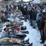 Roboski massacre victims, December 2011