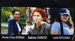 The three victims