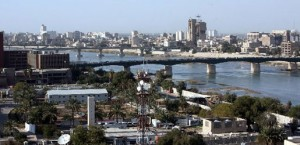 Azamia district of Baghdad