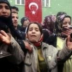 woman in Kurdish village