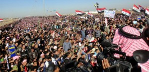 Demonstration in Anbar