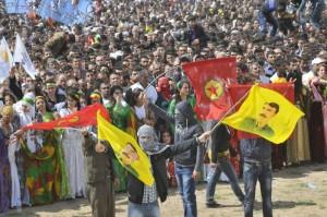 Newroz celebrations