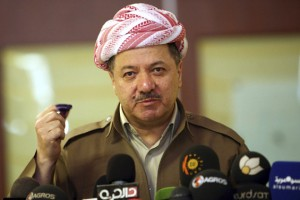 President Barzani - will he stand again?