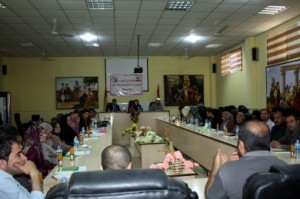 Garmyan committee will campaign to stop violence against women
