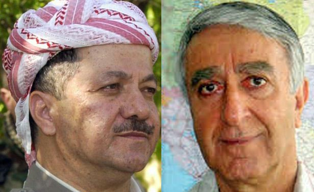 Masud and Ayoub Barzani