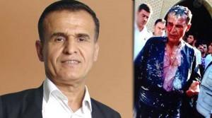 Kamal Said Kadir - following the assault (Pic - NRT TV)