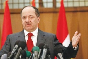 Barzani has revealed his plan to stay in power without an election