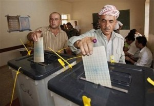 Elections to the Kurdistan's parliament are set for September 21st