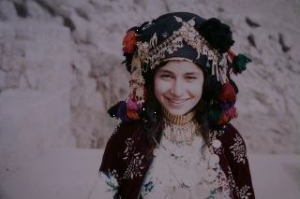 Christian woman from Aqra, North West Kurdistan, 1947.