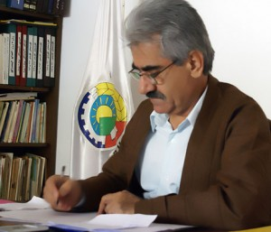 Mustafa Hijri, PDKI leader