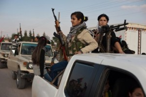 Syrian Kurds have resisted the jihadists