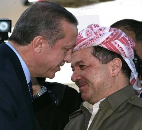 Erdogan and Barzani