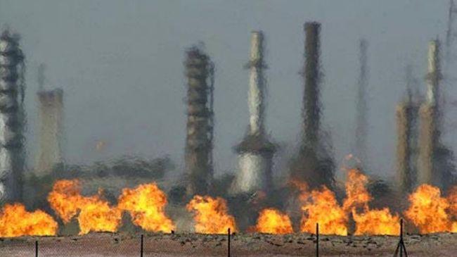 Kurd oil field