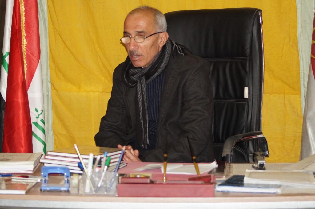 Headmaster Sharif