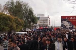 Protest in Suli