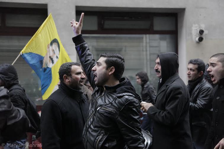 FRANCE.PARIS. 10/01/2013: More protests