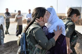 YPG/YPJ fighters in Rojava are fighting for all Kurds