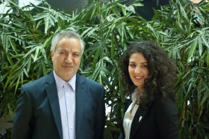 Dr. Ata'ollah Mohajerani and Dr. Marianna Charountaki