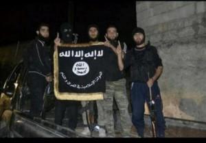 Jihadists attack Rojava; pic ANHA