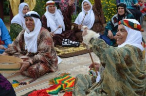Mothers of Peace; Pic - Rojava Report