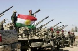 Kurdish peshmarga