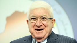 Fuad Masum, new president of Iraq