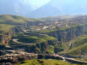 Kurd scenery