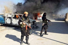Daash (ISIS) terrorists
