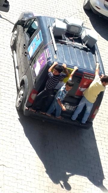 Kurdish children jump on Demirtaş band wagon