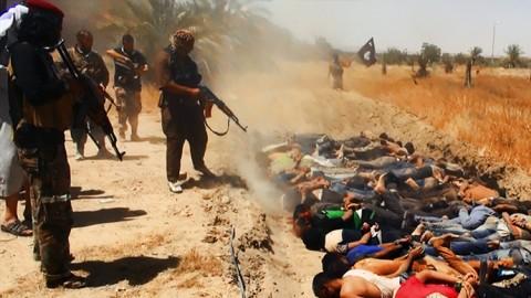 ISIS war criminals