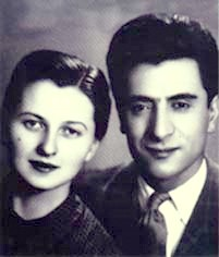 Abdul and Helene Ghassemlou