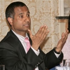 Ahmed Shaheed, UN Special Rapporteu