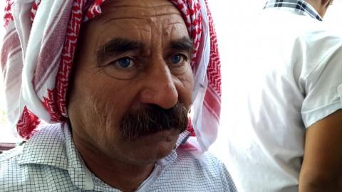 Ezidis are neither Kurds, Arabs, Muslims, nor Christians.