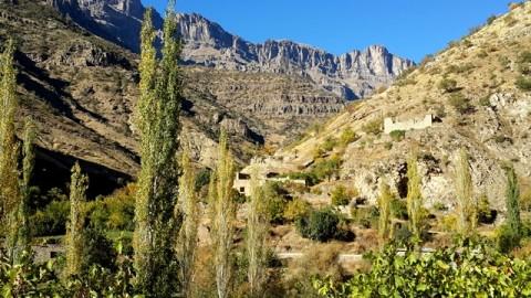 Old Hilal, Uludere, Şirnak, in southeast Turkey near Iraq border