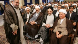 Iran's ruling clergy promote Persian dominance over other nationalities