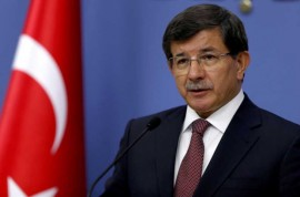 Turkish PM Ahmet Davutoglu  must account for his state's support for ISIS