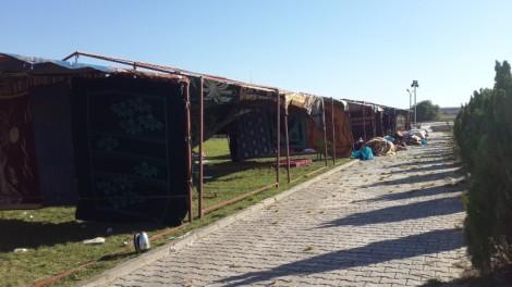 Bismil Belediyesi must relocate Yezidis before winter