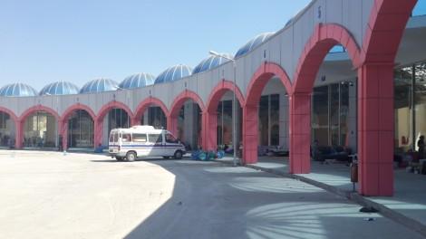 Mardin delayed opening new bus terminal to house 900 Yezidis