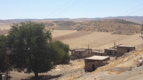 Fikiri village, Batman, old Yezidi village evacuated in 1990s