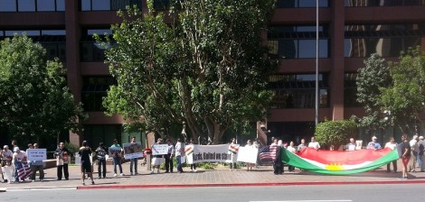 Solidarity from San Diego