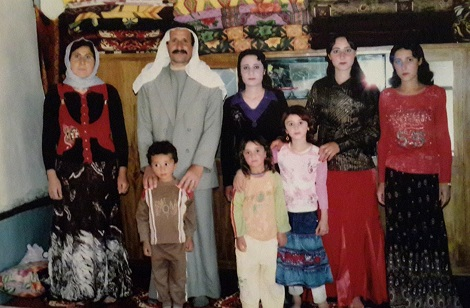 Barkat Mahmud Kharow was murdered and his 3 daughters kidnapped.