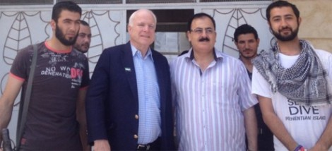 Senator McCain and his so-called Moderate Muslim Militant Terrorists