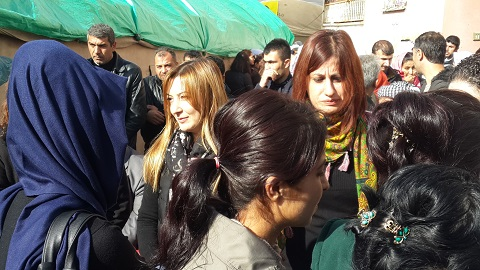 Sirnak Mayors of Cizre and Sirnak